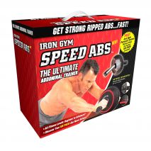 قرقره شکم آیرون جیم - Iron Gym Speed Abs