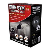 جیم بال 55 سانتیمتر آیرون جیم - Iron Gym Exercise Ball 55 cm