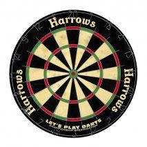 تخته دارت گیم ست هاروز - Harrows Let's Play Darts Game Set