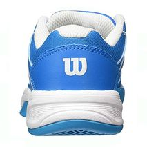 کفش تنیس بچه گانه ان وی ویلسون - Wilson Envy Jr Bl/Wh/Hawaiin