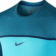 تی شرت ورزشی مردانه نایک - Nike Chalngr Premier Rafa Crew