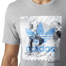تی شرت اسکیت مارک گونزالس آدیداس - Adidas New York Photo Graphic Tee