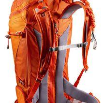 کوله پشتی 30 لیتری سالومون - Salomon Bag X Alp 30 Flame/Bright Marigold