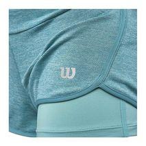 شورت تنیس دخترانه ویلسون - Wilson Girl's Core 3.5 Short Aqua/Storm Bl