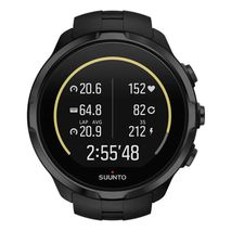 ساعت اسپارتان اچ آر سونتو - Suunto Spartan Sport Wrist HR All Black