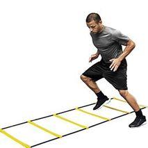 نردبان چالاکی فیتنس هد - Head Agility Ladder