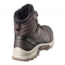 بوت کوهنوردی مردانه سالومون - Salomon Shoes Quest Winter GTX M Black Coffee