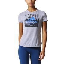 تی شرت ورزشی زنانه آدیداس - Adidas Performance Category Women's Tee