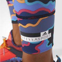 شلوار استرچ ورزشی زنانه ادیداس - Adidas Stellasport Camo Tights