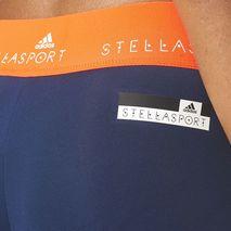 شلوار سه ربع استرچ ورزشی زنانه ادیداس - Adidas Stellasport Three Quarter Women's Tights