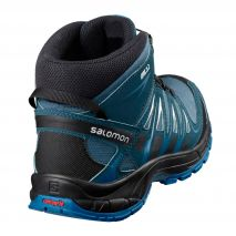 بوت کوهنوردی نوجوان سالومون - Salomon XA Pro 3D Mid Cswp J Mallard Blue