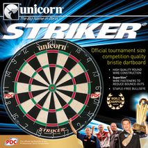 تخته دارت استرایکر یونیکورن - Unicorn Striker Dartboard