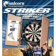 تخته دارت استرایکر هوم دارت سنتر یونیکورن - Unicorn Striker Home Dart Centre