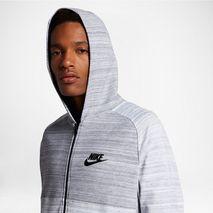 سوئت شرت ورزشی مردانه نایک - Nike Sportswear Advance 15 Men's Full-Zip Hoodie