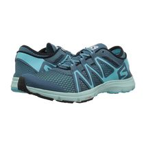 کفش تابستانی زنانه سالومون - Salomon Crossamphibian Swift W Mallardblue/Bluecuracao/Egg