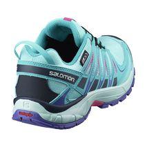 کفش طبیعت گردی نوجوان سالومون - Salomon Shoes Xa Pro 3d Cswp J Bluecurac/Eggshellblue/Pur