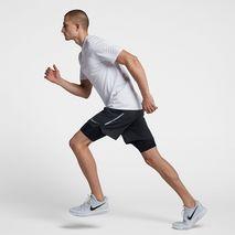 "شورت ورزشی مردانه نایک - Nike Distance 2-in-1 Men's 7"" Running Shorts"