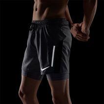 شورت ورزشی مردانه نایک - Nike Distance Men's 2-in-1 Running Shorts