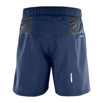 شورت ورزشی مردانه سالومون - Salomon Trail Runner Short M Dress Blue