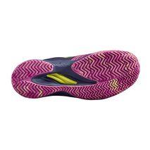کفش تنیس زنانه ویلسون - Wilson Kaos 2.0 Sft W Berry/Ev Blue/Sunny Lime