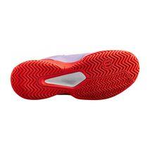 کفش تنیس زنانه ویلسون - Wilson Rush Comp Lila/Coral/White