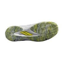 کفش تنیس مردانه ویلسون - Wilson Kaos 2.0 Sft Clay Court Wh/Safety Ye