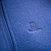 سوئت شرت پلار زنانه سالومون - Salomon Bise Hoodie W Medieval Blue