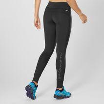 شلوار استرچ ورزشی زنانه سالومون - Salomon Mantra Tech Leg W Black