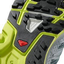 کفش دوی مردانه سالومون - Salomon Sense Pro Max M Stormywea/Acidlime