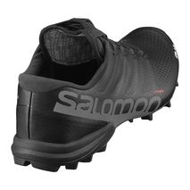 کفش دوی کوهستان مردانه سالومون - Salomon Shoes S/Lab Speed 2 M Black/Racing Red/Wh