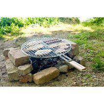 سبد گریل کباب پز کمپینگز - Campingaz Round Double Grid Basket