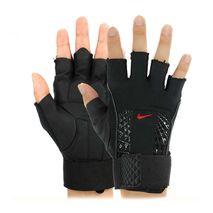 دستکش تمرین مردانه نایک سایز بزرگ - Nike Mens Alpha Structure Lifting Gloves L