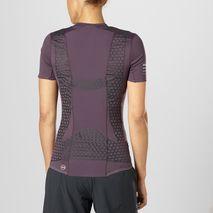 تی شرت استرچ ورزشی زنانه سالومون - Salomon S/Lab Exo SS Tee W Maverick