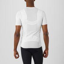 تی شرت استرچ ورزشی مردانه سالومون - Salomon S/Lab Exo HZ SS Tee M White