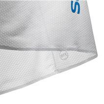 تی شرت استرچ ورزشی مردانه سالومون - Salomon S/Lab Sense Tee M White/Black