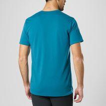 تی شرت ورزشی مردانه سالومون - Salomon X Alp Graphic SS Tee M Moroccan Blue