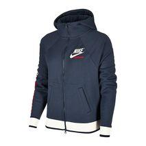 سوئت شرت ورزشی زنانه نایک - Nike Sportswear FZ Fleece Women's Hoodie