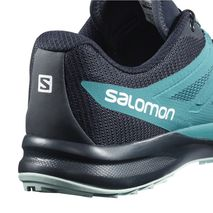 کفش دوی زنانه سالومون - Salomon Shoes Sense Pro 2 W EnamelBlue/NavyBlazer