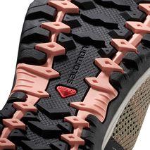 کفش طبیعت گردی زنانه سالومون - Salomon Shoes Ellipse Mehari W VintageKaKI/Phantom