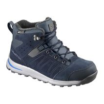 بوت روزمره نوجوان سالومون - Salomon Shoes Utility TS CSWP J Slateblue/Deepblue/Pool