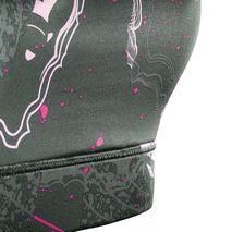 تاپ ورزشی زنانه سالومون - Salomon Mantra Bra Chic/Darkest Sp/Pink Mi