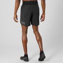 شورت  ورزشی مردانه سالومون - Salomon S/Lab Short 6 M Black