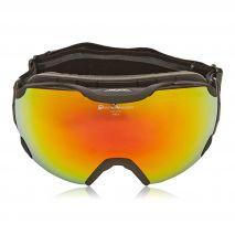 عینک اسکی آلپینا - Alpina Pheos Black Matt Qv mm  Redspph. I