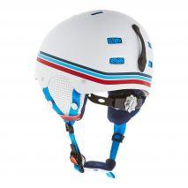 هلمت اسکی بچه گانه آلپینا - Alpina Park Pro Jr White-Blue Matt 50-54