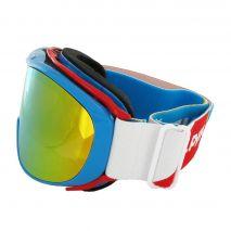عینک اسکی آلپینا - Alpina Challenge 2.0 Lightblue Mm Orange