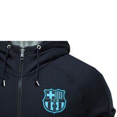 سوئت شرت باشگاه بارسلونا - Nike FCB Auth AW77 Fz Hoody