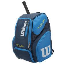 کوله پشتی تنیس ویلسون - Wilson Tour V Backpack Large Bl