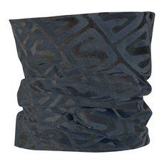 گرم نگهدارنده گردن سالومون - Salomon Bandana Tube Black Dark Cloud
