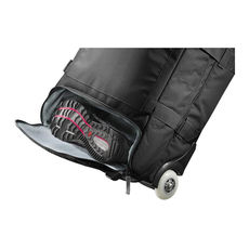 نمای محفظه ضد آب کفش چمدان 70 لیتری سالومون - Salomon Bag Container Cabin Black Waterproof Boots Compartment