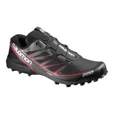 کفش دوی کوهستان مردانه سالومون - Salomon Shoes S-LAB Speed Black/Black/Racing Red